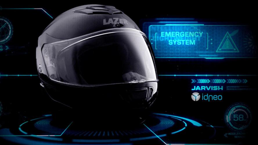 Idneo y Jarvish desarrollarán cascos inteligentes para moto