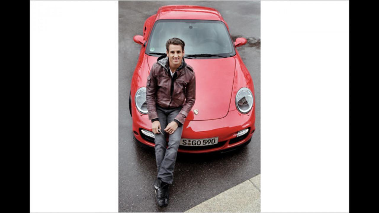 Adrian Sutil: Porsche 911