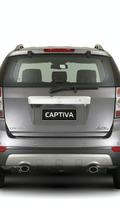 Holden Captiva 60th anniversary edition