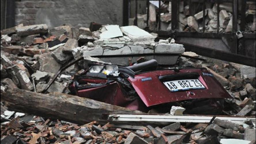Terremoto in Emilia: non ci sarà l'accisa
