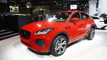Jaguar E-Pace faz estreia mundial