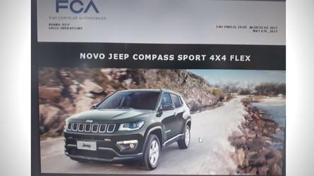 Exclusivo - Jeep Compass flex 4x4 chega às lojas por R$ 117.990