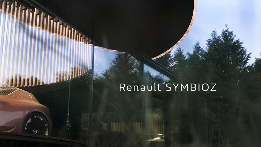Renault Symbioz - Première apparition du concept-car