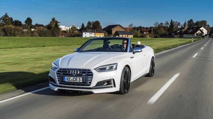 Audi A5 Sportback y S5 Cabrio, potenciados por ABT