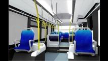 Toyotas Brennstoffzellen-Bus Sora