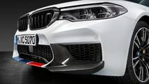BMW M5 2018 con paquete M Performance