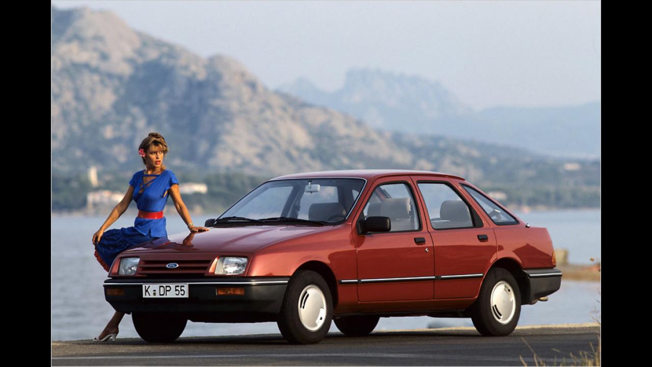 Ford Sierra (1982 bis 1993)