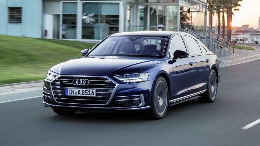 2019 Audi A8'in 11 havalı teknolojisi