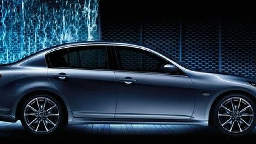 Infiniti G37 Sedan coming to U.S in 2009?