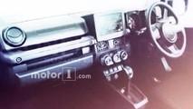 Suzuki Jimny 2018: fotos filtradas