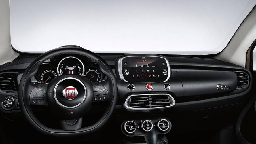 Uconnect Access App >> Fiat 500X Gets A Barely Noticeable Update For 2018