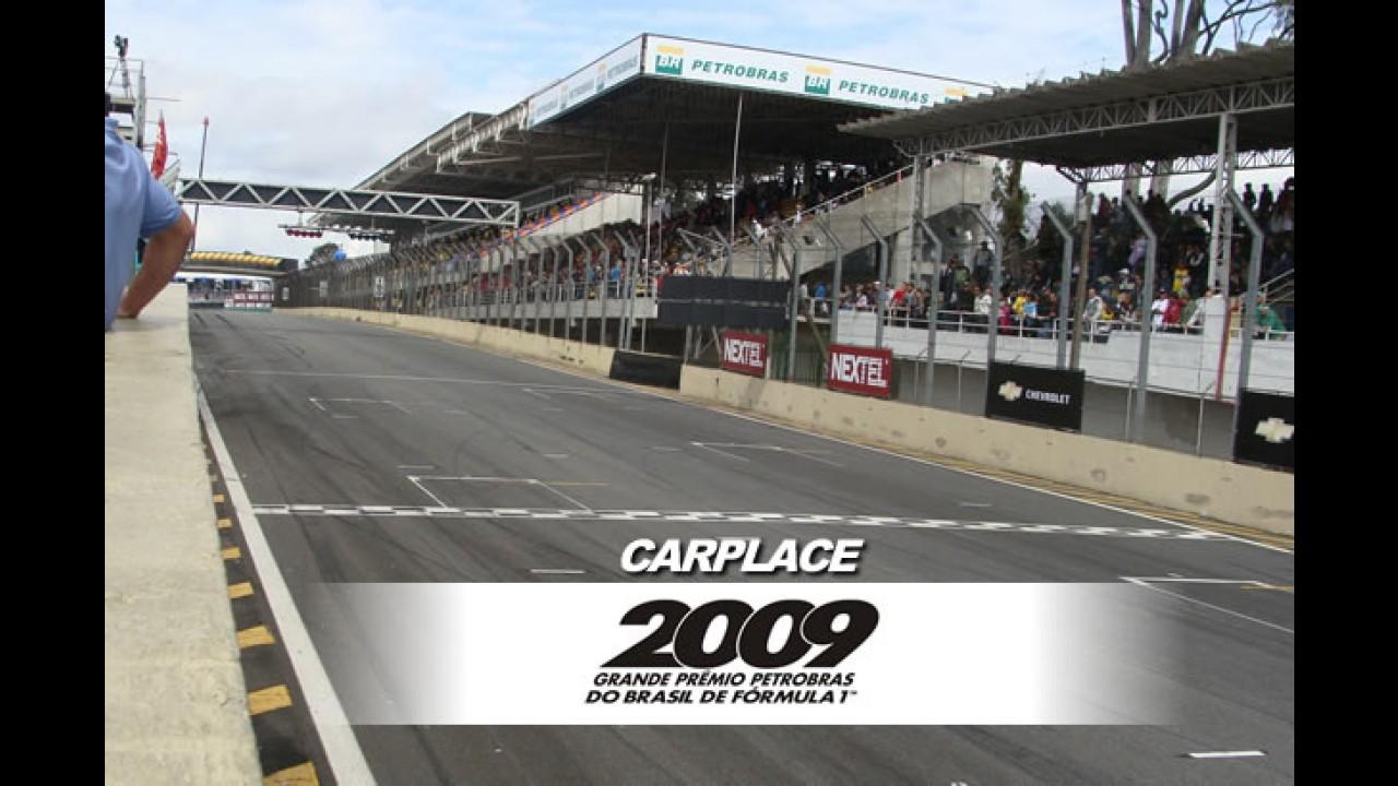 Fórmula 1: Concorra a credenciais para o GP Brasil 2009 em 2 promoções!