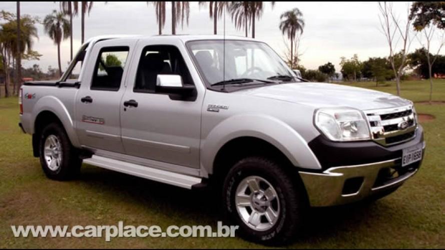Ford paga 75% do seguro para quem trocar sua Ranger antiga pelo modelo 2010