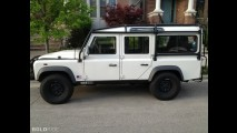 Land Rover Defender D110