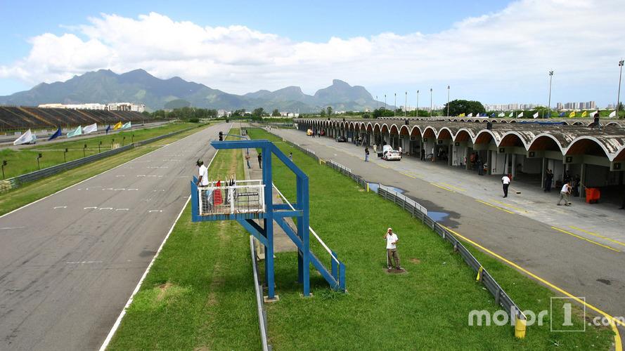 Le circuit de Jacarepagua rasé pour les Jeux Olympiques de Rio