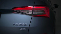 Skoda Kodiaq photos non officielles