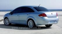Próximo lançamento da Fiat, novo sedan Linea ganha o prêmio Autobest 2008