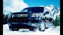 Honda mostra primeira imagem da próxima geração do SUV PILOT
