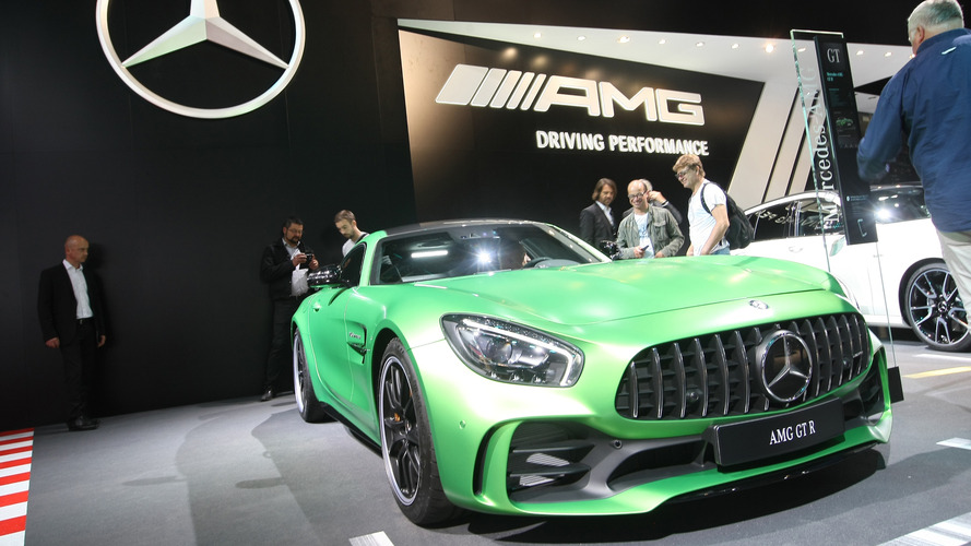 Mercedes-AMG Announces Pricing for Entire GT Range