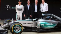Qualcomm, Mercedes AMG F1'in resmi teknoloji partneri oldu