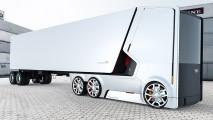 Geleceğin kamyonu