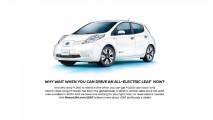 Nissan'dan Tesla'ya karşı reklam atağı