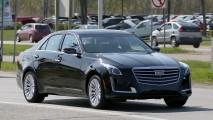 2017 Cadillac CTS küçük değişiklikler ile geliyor