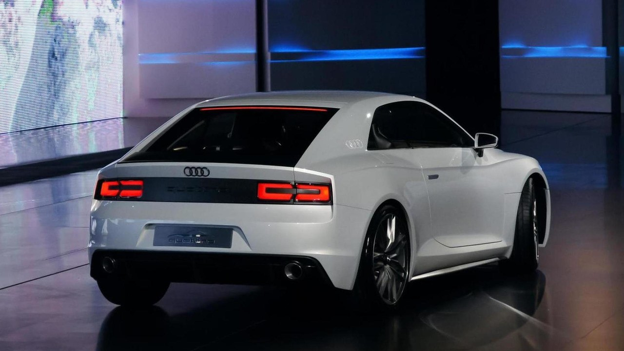 Audi, yeni bir spor model mi üretecek?