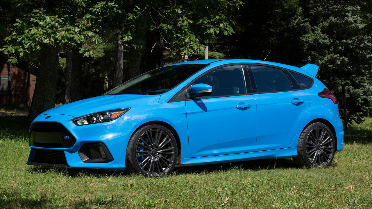Honda Civic 2016 Vs 2017 >> First Drive: 2017 Ford Focus RS