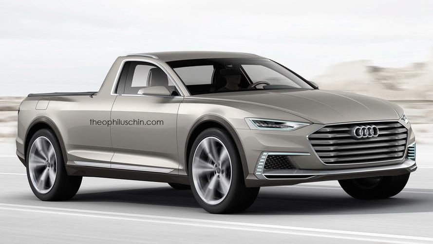 "Audi Australia boss thinks a VW-based ute would be ""interesting"