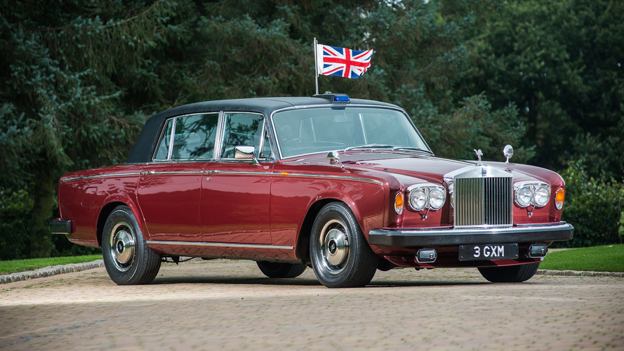 12 cars owned by British royalty heading to auction