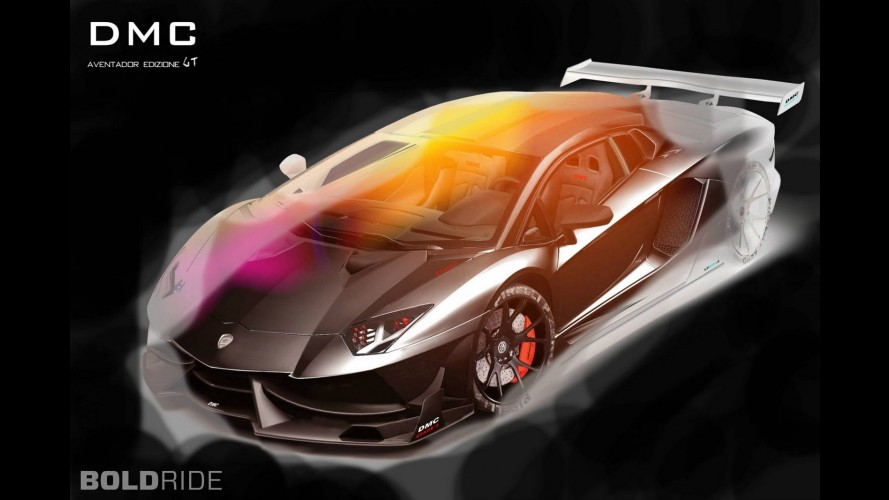 DMC Lamborghini Aventador LP988 Edizione GT
