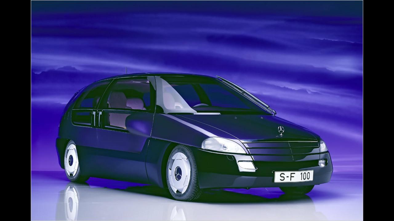 Mercedes F 100