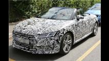 Erwischt: Audi TT Roadster