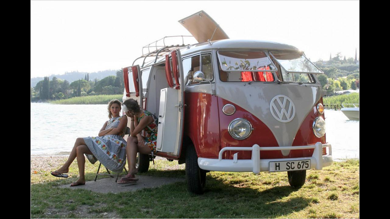 VW T1 (1950 bis 1967)