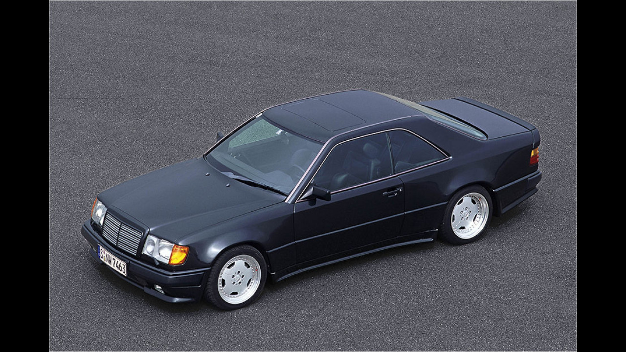 Mercedes W 124 Coupé AMG