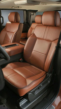 2009 HUMMER H2 Sedona Metallic Black Chrome Limited Edition