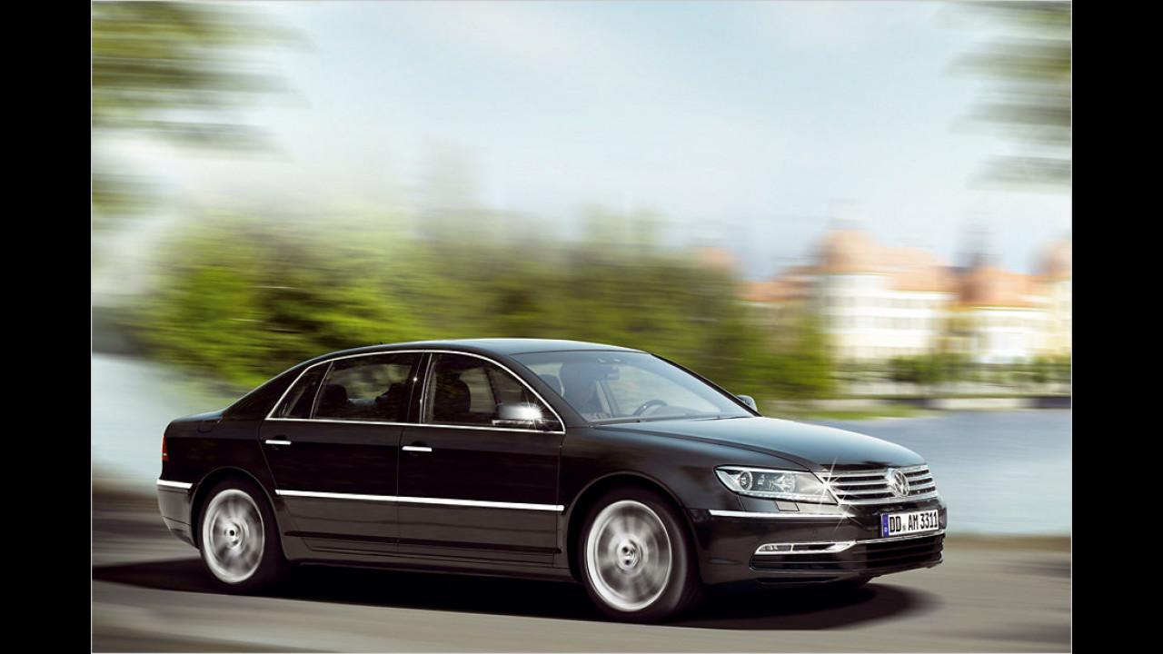 Flop: VW Phaeton