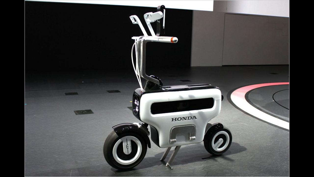 Honda Motocompo Studie