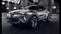 Rival do HR-V, novo SUV da Toyota estreia em Detroit disfarçado de Scion