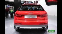 Direto de Detroit: Fotos do Audi Q3 Vail Concept