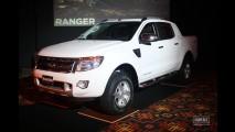 Lançamento: Nova Ford Ranger 2013 - Veja fotos da nova picape