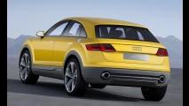 Audi diz que terceiro membro da família TT será crossover esportivo