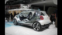 Salão de Frankfurt: Smart Fourjoy antecipa nova geração do ForTwo