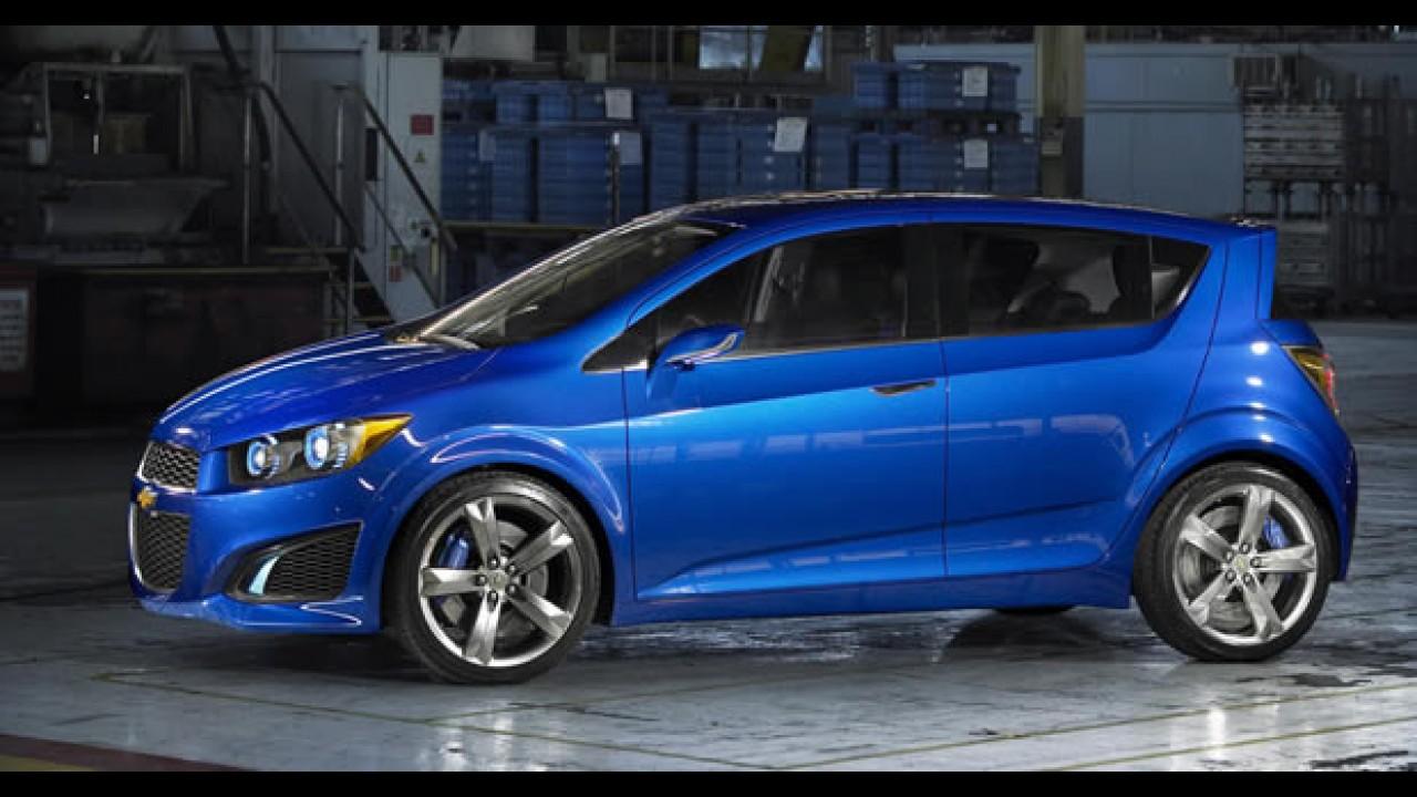 GM pretende desenvolver compactos esportivos