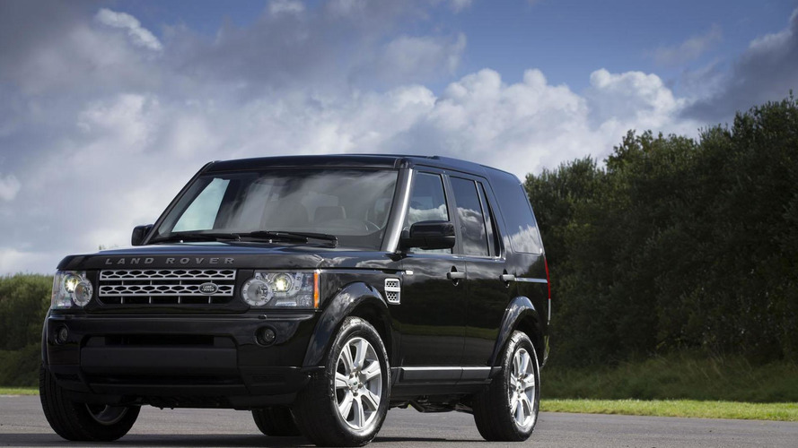 2013 Land Rover Discovery 4 / LR4 unveiled