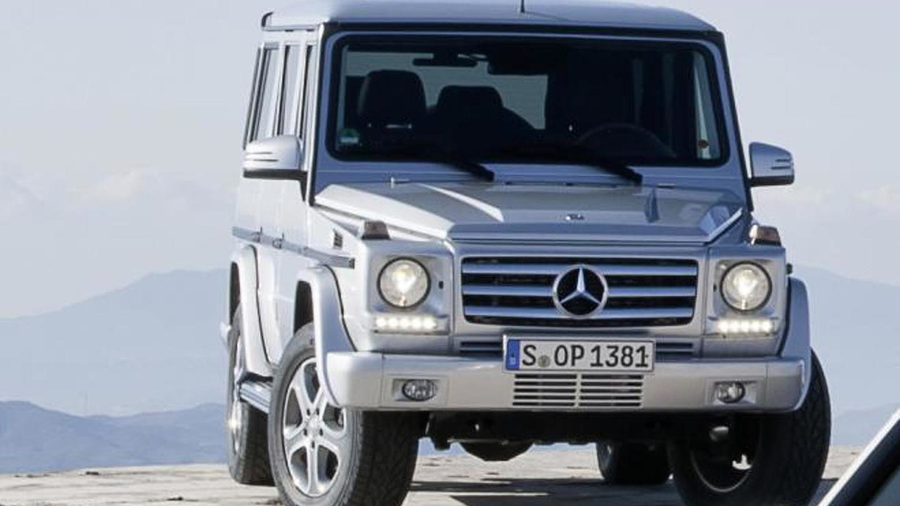 2013 Mercedes G-Class - low res - 22.3.2012