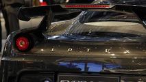 Lotus F1 Team edition Evora GTE