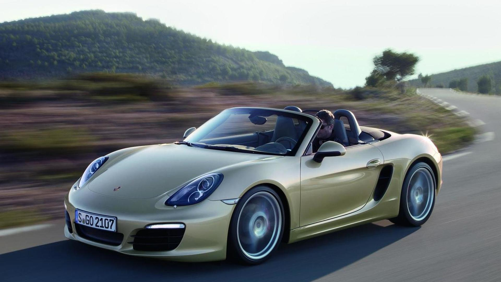 porsche 550 spyder pushed back to 2017 wont be based on the vw bluesport report - Porsche Spyder 550 2014