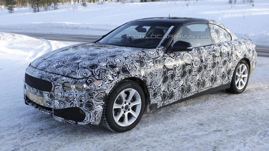 BMW 4-Series Cabriolet latest spy photos